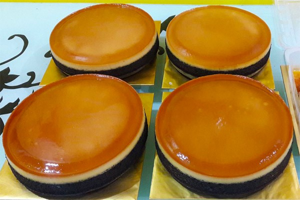 resepi kek coklat karamel kukus