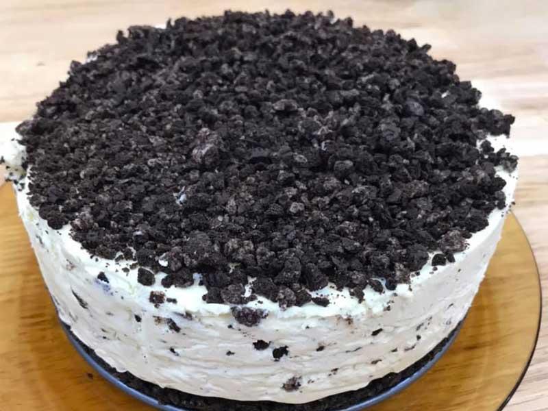 Resepi Oreo Cheesecake Best Tak Perlu Nak Bakar Simple Sangat