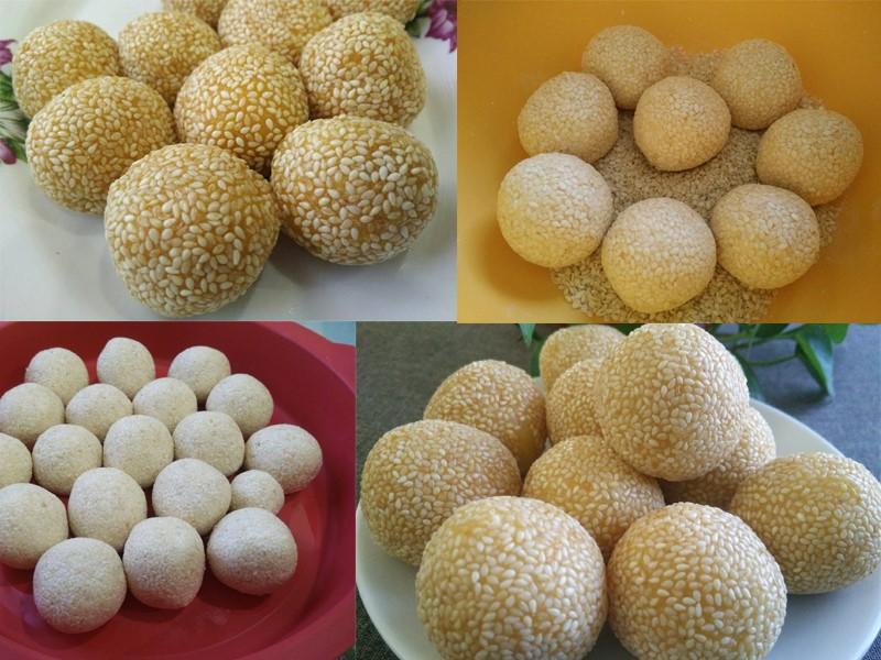 Resepi Kuih Bom Berinti Kacang Beserta Tips Menggorengnya Daridapur Com