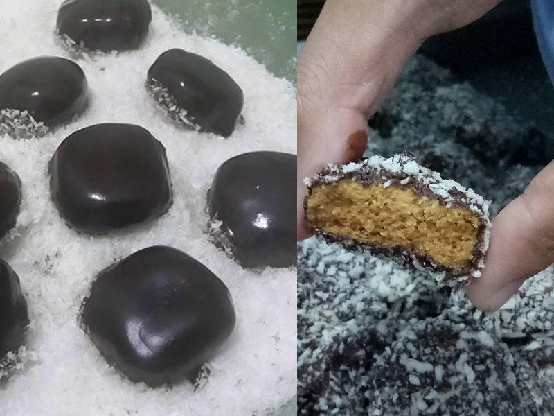 Naj lagi biskut raya best, mesti cuba resepi biskut snow almond ni. Dahla rangup lepas tu ada rasa coklat dan disalut pula dengan salji putih.Sedap tau.