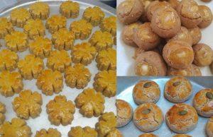 Jom kita buat resepi biskut kacang gebu di dalam rangup diluar ni untuk koleksi resepi biskut raya tahun ini. Tips dan resepi biskut raya terbaik