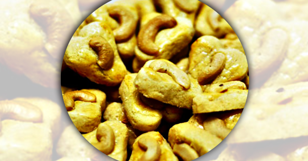 Siapa suka makan biskut gajus ? Kami sediakan resepi artikel Resepi Biskut Raya Gajus - Resepi Biskut Raya 2016 khas untuk anda. Jom kita buat raya nanti.