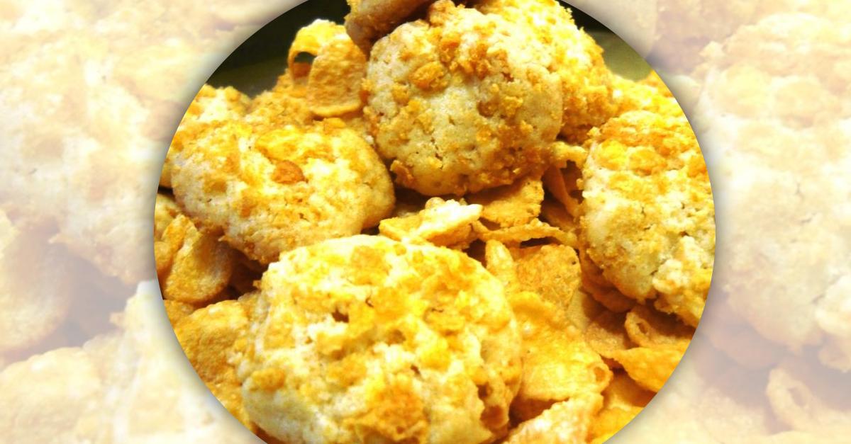 Resepi baru yang senang.Biskut Raya 2016 - Biskut Cornflakes Badam Rangup. Memang menjadi fav kami . Jom kita buat untuk raya nanti. Klik untuk baca ya.