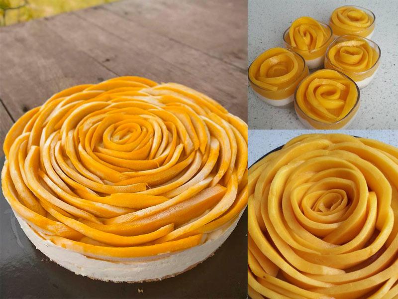 kek mangga azie kitchen kfbrcjucm  bermakna memang  jadikan labu sebagai salah Resepi Pulut Kuning Azie Kitchen Enak dan Mudah