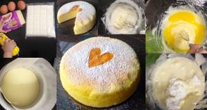 Betul ke boleh buat resepi kek japanese cotton cheese dengan 3 bahan sahaja ? Betol . Jom tengok resepi kek yang senang untuk anda buat ni tau.
