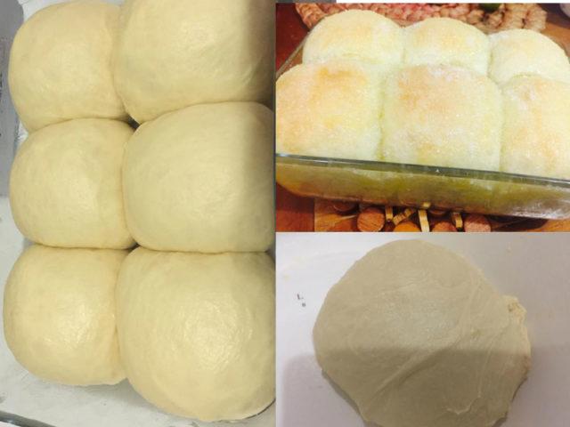 Memang berbaloi untuk anda buat sendiri resepi roti kosong ni.Memang sangat gebu walau uli dengan tangan je. Nak tabur gula nak letak inti pun boleh.