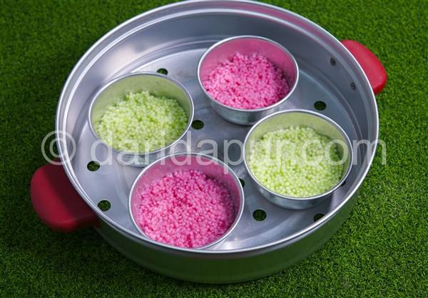 resepi kuih sagu mata ikan mudah  haruman pandan daridapurcom Resepi Lempeng Air Panas Enak dan Mudah
