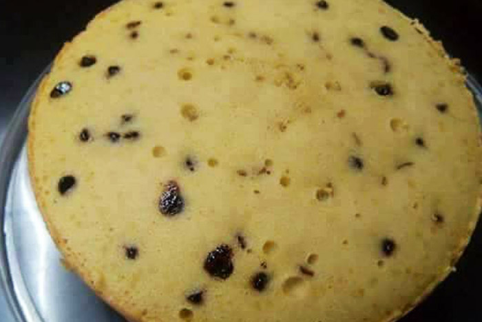 Kek butter gebu sukatan cawan