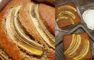 Macam-macam versi kek ni. Ada yang suka resepi kek pisang bakar yang lagi harum mewangi semerbak bau pisang ketika dibakar dalam oven. Memang menggiurkan. Tapi
