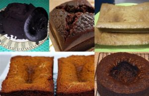 Punca kek tidak menjadi dan tips membakar kek