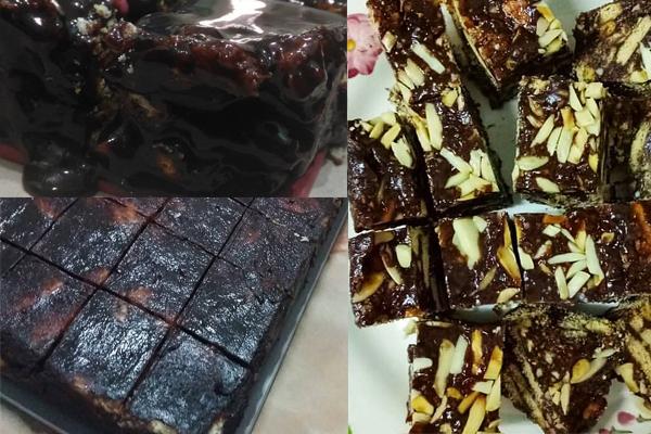 Kek Batik Biskut Marie Yang Sangat Lembut Dengan Resepi Ini