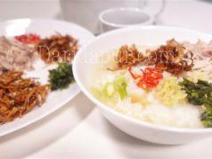 resepi bubur nasi ayam cara masak bubur ayam