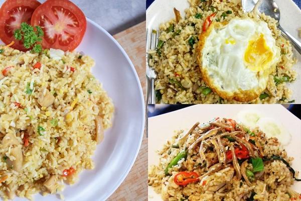 Resepi Nasi Goreng Kampung Paling Senang Tapi Sangat Sedap