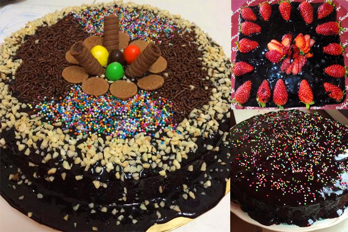 Mudahnya Cara Buat Resepi Kek Coklat Kukus Lembab Sukatan