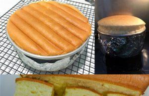 Memag sangat simple resepi japanese cheesecake ni tapi jangan pandang rendah , hasilnya sangat gebu dan anak-anak siap ambil dua kek cheese ni sebab sedap
