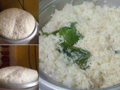 Lepas ni dah senang la kan sebab dah ada cara masak nasi lemak walau 50-60 orang makan. Moga bermanfaat dan jimatkan masak masak nasi.