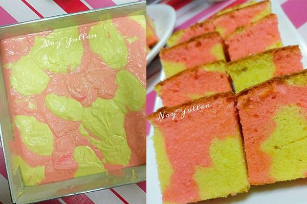 resepi kek butter sukatan cawan marble rose gebu daridapurcom Resepi Kek Cawan Tanpa Susu Enak dan Mudah