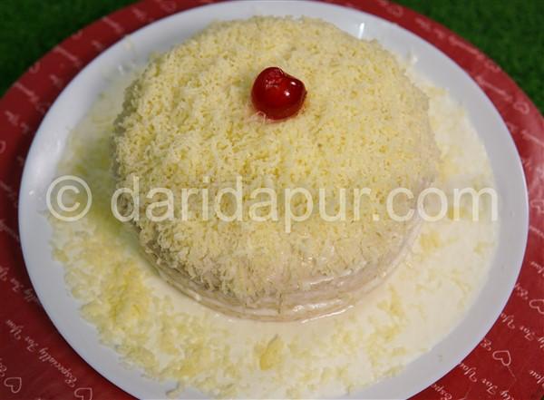 Tengok gambar kek cheese leleh , terus terliur untuk makan cheese cake yang simple ni kan. Sekarang sangat senang sebab buat guna blender sahaja. Bestnya.