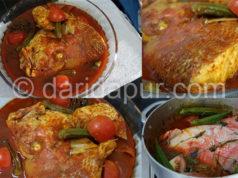 Kalau masak asam pedas , ada yang suka ikan parang , ikan jenahak.Saya suka asam pedas ikan merah.Tambah-tambah guna bahagian kepala.Aduhai sedapnya kan.