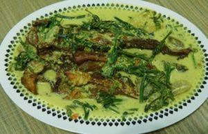 Ikan keli ni antara ikan popular lah.Banyak menu boleh dihasilkan daripada ikan keli ni.Kali ni kami berikan resepi ikan keli salai yang popular di Negeri Sembilan.Jom cuba.