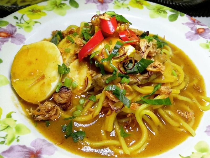 Resepi Mee Jawa Daging Yang Sangat Menyelerakan Daridapurcom