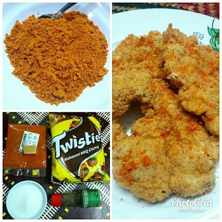 Resepi Ayam Gunting Istimewa Sebiji Sama Seperti Dijual Daridapur Com