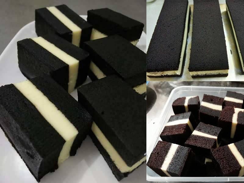 Resepi Kek Coklat Cheese Kukus Dengan Sukatan Cawan