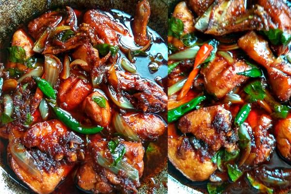 Resepi Ayam Masak Kicap Simple Dan Sedap - Resepi Book b