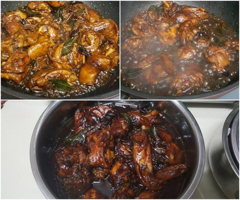 Tips untuk hasilkan resepi ayam masak kicap yang memikat selera adalah perap ayam dengan bahan perap dan baru goreng 3/4 masak.Untuk ayam masak kicap lagi menyelerakan,guna kicap pekat manis.Kami beri dua versi ayam kicap untuk anda cuba dan pilih versi kesukaan