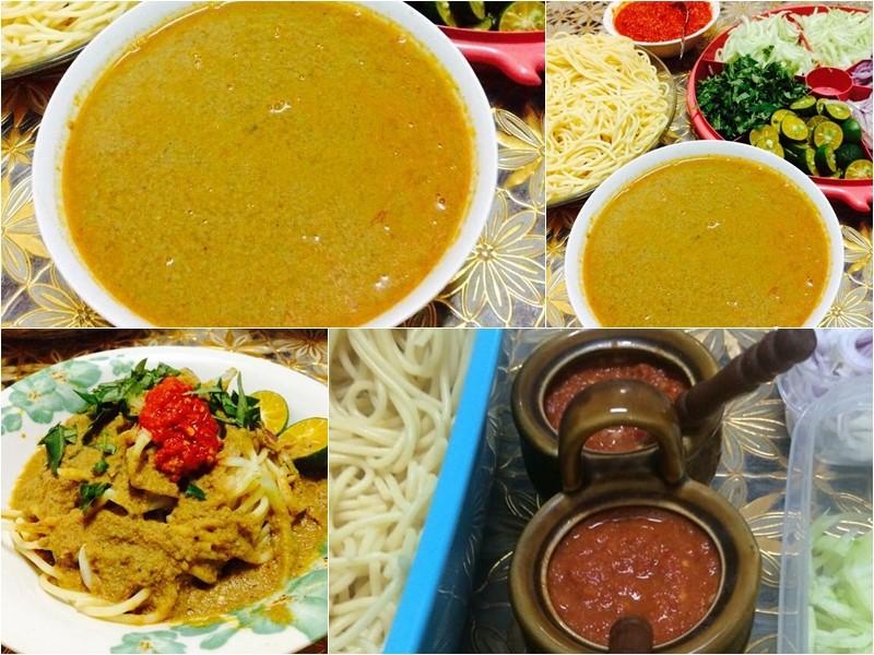 Resepi Laksa Johor Ori Air Tangan Orang Johor Best