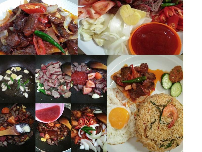 resepi sambal nasi ayam guna cili kering surasmi Resepi Kari Ayam Ala Arab Enak dan Mudah