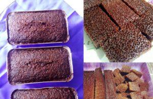 Resepi kek gula hangus yang ni memang best sebab sarangnya banyak dan cantik.Tekstur kek pun kenyal sepenuhnya.Anda kena cuba ni tau.