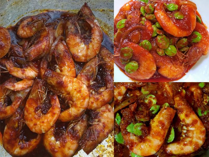 masak udang kecil basah masak memasak Resepi Ayam Masak Kunyit Berkuah Enak dan Mudah