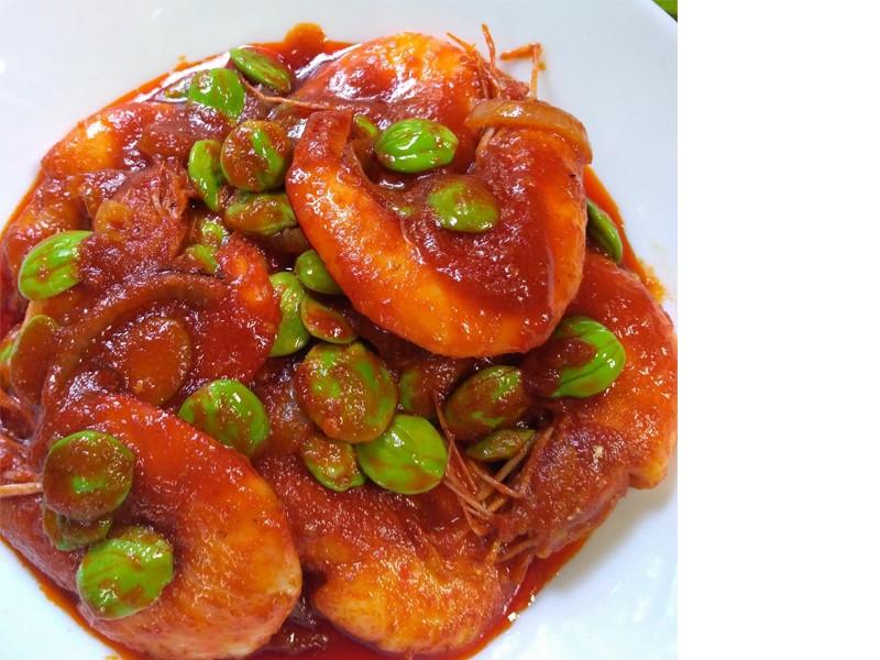 Kami berikan resepi sambal udang yang sedap bersama tips untuk jadikan sambal pekat dan menarik.Sedapnya sambal tumis udang ni.Boleh masukkan petai lagi