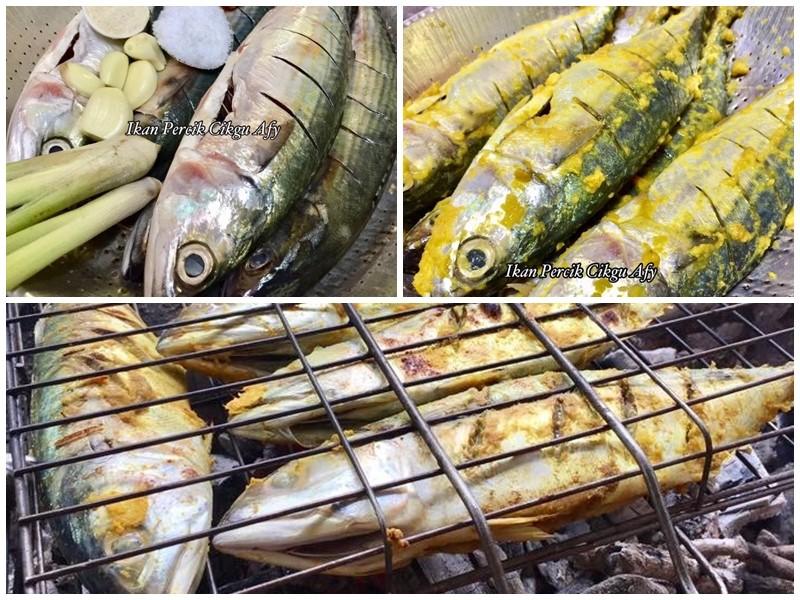 Resepi Ikan Percik Kelantan Dengan Tips Pekatkan Kuahsangat