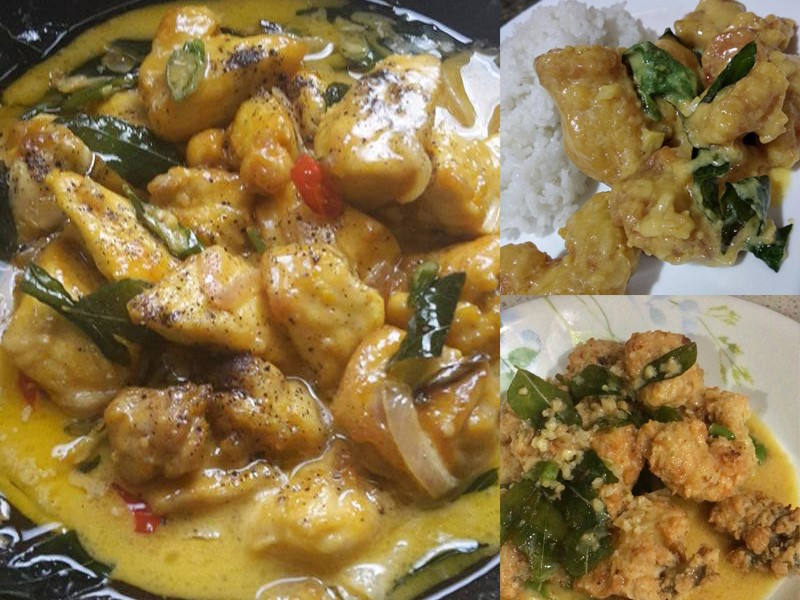 Sedapnya resepi ayam butter dua versi pilihan ni.Kalau suka rasa masam manis, boleh la cuba ayam butter lemon.Kalau tak, buat je ayam buttermilk asli.Sedap