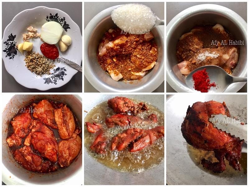 Resepi Ayam Bakar Madu Vs Ayam Goreng Madu Paling Sedap