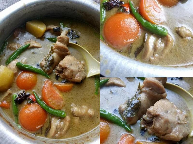 Resep Masakan Ayam Kurma | Resep+
