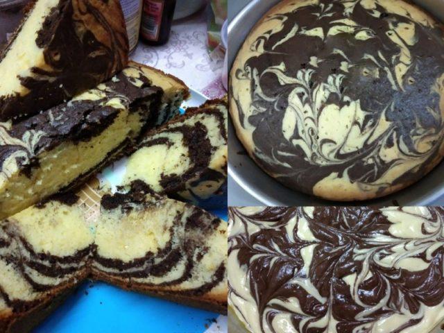 Bagi anda yang nak cuba kek yang sedap, boleh la cuba resepi kek susu marble ni.Nak bakar atau kukus boleh je tiada masalah.Sedap dan gebu rasa kek susu ni