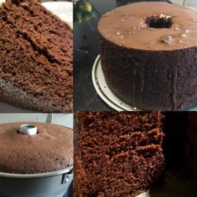 Kami bukan sahaja berikan resepi kek chiffon coklat yang lengkap dari bahan dan langkah penyediaan malah segala tips untuk membantu anda hasilkan kek ni.