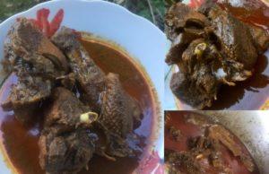 Terbaik resepi kerutuk itik serati yang original dari Kelantan.Bukan sekadar nama malah guna rempah dari sana. Makan dengan sambal dan sayur taugeh, best