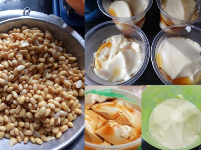 Kami beri resepi taufu fa yang dijual di pasar malam tu dengan tips untuk anda cuba. Ini bukan cara ekspress yang guna agar-agar ya. Sedap sangat taufu fa.