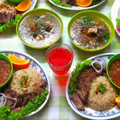 Kami beri resepi nasi daging utara lengkap dengan air asam pekat terbaik untuk anda rasai sendiri kesedapan menu ini.Memang best nasi daging cara cmani