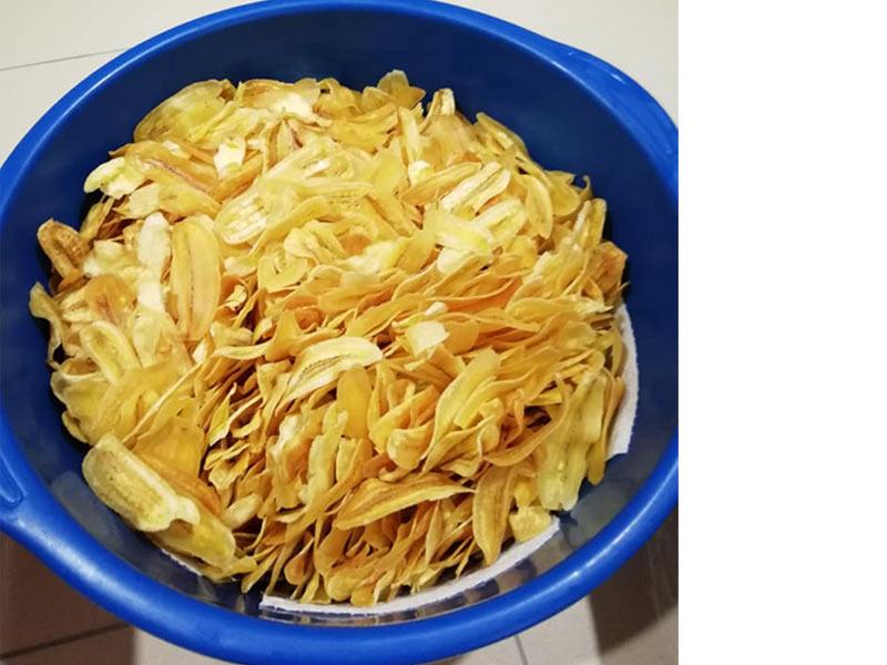 Kami berikan anda resepi kerepek pisang rangup beserta tips yang perlu anda ikut untuk pastikan anda berpuas hati bila makan kerepek yang dah siap.Terbaik