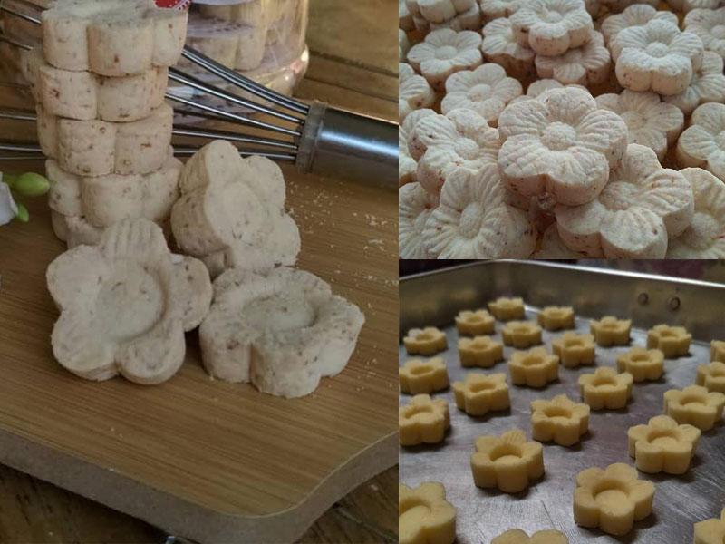 Resepi Biskut Bangkit Cheese Rangup Meletop Kesedapan Dalam Mulut - DariDapur.Com