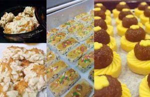 Memanng sedap-sedap semuanya 3 versi resepi biskut raya moden tahun ini yang diberikan. Boleh la buat untuk tambah pada biskut raya tradisi.Menarik dan tertarik