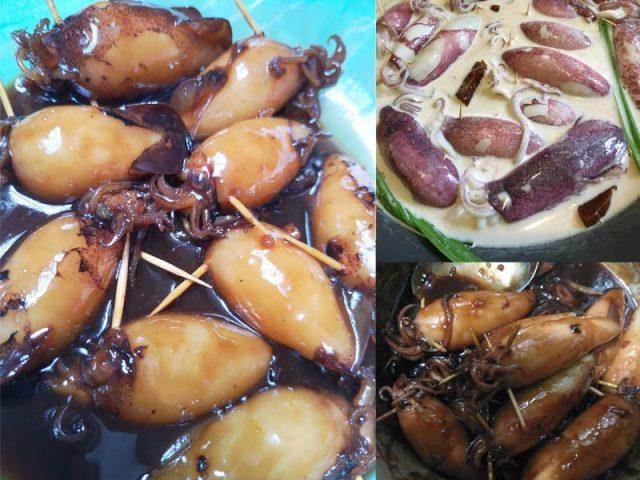 Memang terbaik resepi ketupat sotong Kelantan ni. Kalau anda minat yang Terengganu, kami ada tulis juga perbezaannya. Guna lak sotong segar, berselera .
