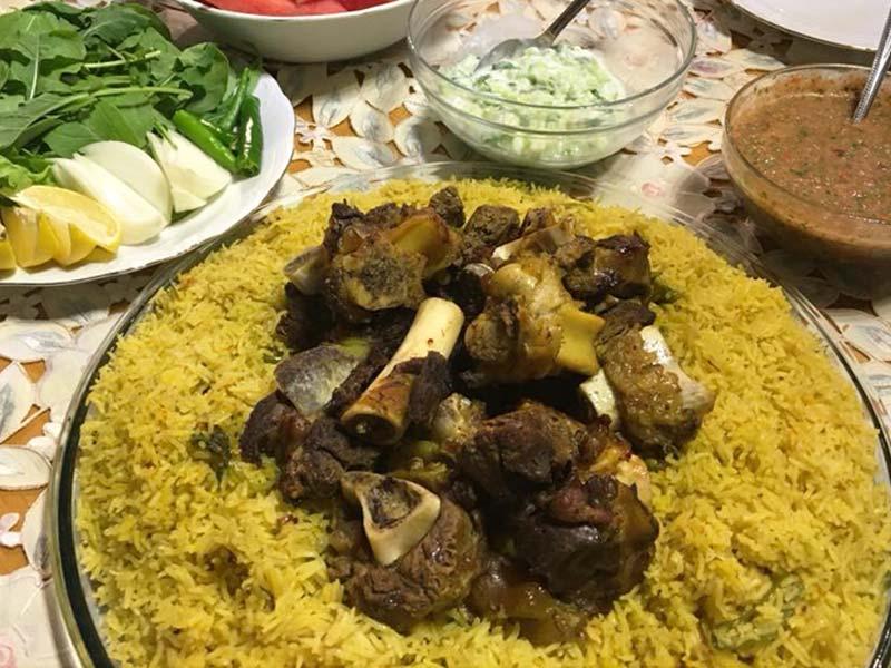 Resepi Nasi Arab Sedap Macam Nasi Arab Shah Alam Power Dia