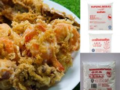 Kami berikan kegunaan tepung beras untuk celup tepung,. buat kuih tradisional yang sesuai dengan jenama yang ada dalam pasaran.Mudah la lepas ni kan.