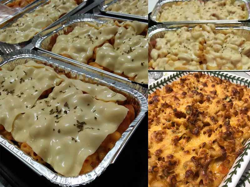 Resepi Makaroni Bakar Cheese Leleh Best Sangat Untuk Dicuba